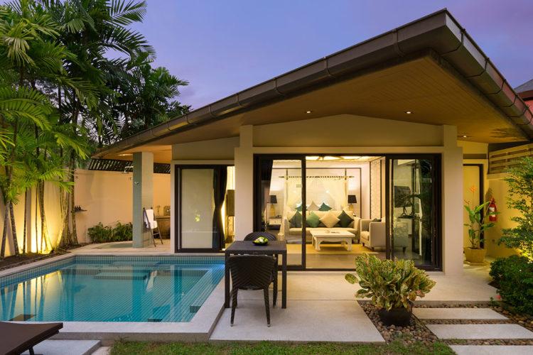 Casablanca Pool Villas phuket